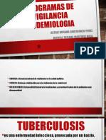PROGRAMAS DE VIGILANCIA EPIDEMIOLOGIA
