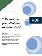 Manual Procedimientos Tecnicos Urianalisis