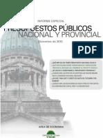 Analisis Regional Informe Especial-Fundación del Tucumán