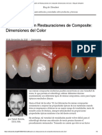 Estratificación en Restauraciones de Composite_ Dimensiones del Color – Blog de Ultradent