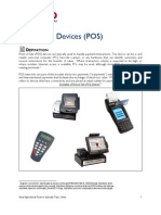 6. Point of Sale Devices Tech Brief
