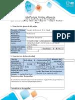 Guía de actividades y rúbrica de evaluación - Tarea 3 - Evaluar - Vídeo (1)