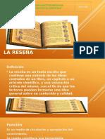 LA RESEÑA.pptx