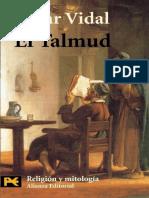César Vidal - El Talmud
