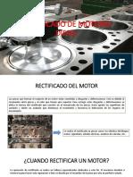 RECTIFICADO DE MOTORES DIESEL