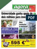 Já Agora, o jornal gratuito da Covilhã e Fundão, nº 86