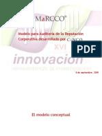8 MaRCCO Mercedes Poire CiNCO