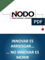 11 Reinventando la investigación Luis Woldenberg NODO