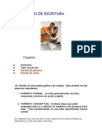 Clasificación de los tipos de párrafo y ejercicios.doc