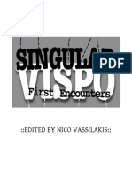 AA. VV. - Singular Vispo, curator N. Vassilakis