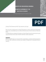 Ds-132 to Seguridad Minera
