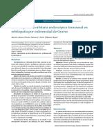 Descompresión orbitaria endoscópica transnasal en  orbitopatía por enfermedad de Graves