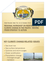 An Overview of National Climate Change Strategies and Priorities in Nauru
