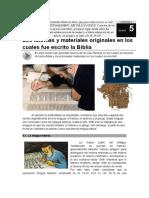 05-Los idiomas y materiales originales en los cuales fue escrito la Biblia.docx