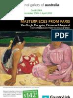 Masterpieces From Paris