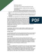 ASESORAMIENTO PRECONCEPCIONAL GENETICA