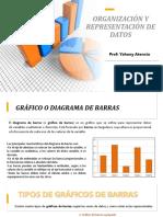 CLASE 4 - ORGANIZACIÓN Y REPRESENTACIÓN DE DATOS