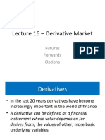 Lecture16-DerivativeMarkets.ppt