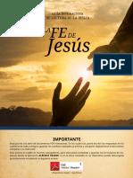 10 LA FE DE JESUS - ESTUDIO INTERACTIVO