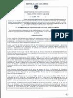 RESOLUCION 5456 - 24 abr 2015 - Tg  en Gestión de Procesos Administrativos de Salud.pdf