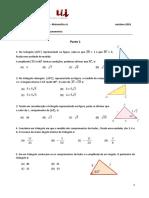 FT1 - Trigonometria