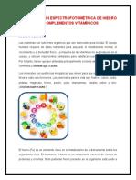 292001469-Determinacion-Espectrofotometrica-de-Hierro-en-Complementos-Vitaminicos.docx
