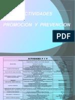 PROMOCION  Y PREVENCION_0412 de 2000