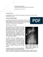 GEOHELMINTOS. Revision de casos clinicos
