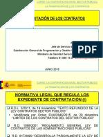 Tramitacion Contratos marzo 2016.ppt