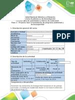Guía de actividades y rúbrica de evaluación Paso 4 - Proyecto Fase 3 formulación de programa ambiental y de bioseguridad (1)