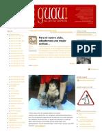 GUAU-adoptaractitud+