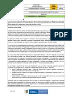 Ficha Técnica Fábrica de Software