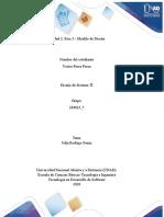 Propuesta de diagramas fase 3