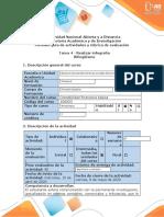 Guía de actividades y rubrica de la evaluación - Tarea 4 - Realizar infografía bilinguismo