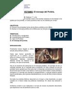069 - EBD - EL PROFETISMO 4 - El mensaje del Profeta.pdf