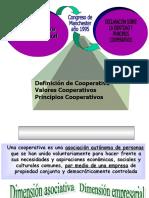 Cooperativas - Principios y valores