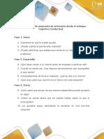 Anexo 5 Propuestas de entrevistas psicológicas