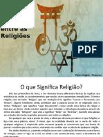 Apresentação Aula 2 - Diferença Entre Religiões
