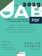 Colecão OAB - Direito Internacional-e-Direitos Humanos - teoria e pratica-volume-8 - 2019
