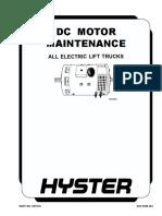 DC MOTOR MAINTENANCE-(03-2008)-US-EN