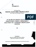 MAN B&W Diesel Electric Propulsion