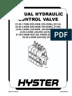 MANUAL HYDRAULIC CONTROL VALVE-(02-2009)-US-EN