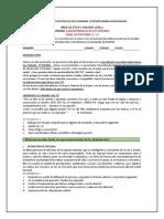 Guía 4 de Ética Autoestima 2020