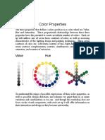 BP Comp10 Color Properties