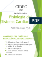 Fisiología Cardiaca Clase 1