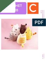 Crochet-Club-patrón-Gatito