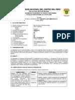 SILABO DISEÑOS-EXPERIMENTALES 2019-II
