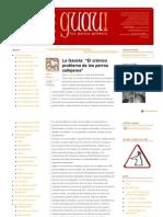 GUAU-monopolizaciondelainformacion