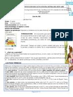 Guía de Ciencias Sociales N°2. Grado 5°.docx