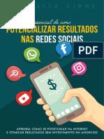 Guia Essencial de Como Potencializar Resultados Nas Redes Sociais - Nathalia Cirne (2018)